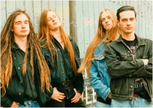 Check the dreads on a young Jeff Walker.  Or is it dredds?  Did he have to wash 'em and stuff?