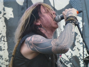 Tombs at Deathfest 2015